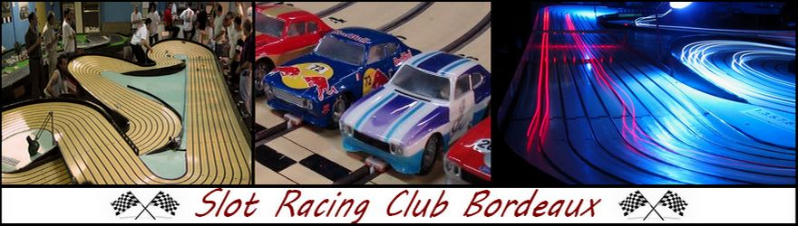 Slot Racing Club de Bordeaux