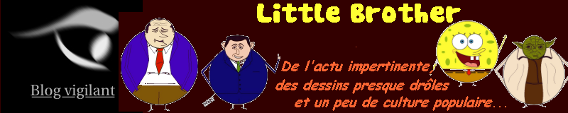 Little Brother : humeurs