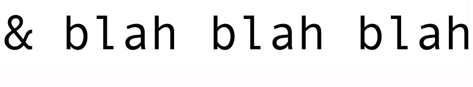 blah blah blah by marion