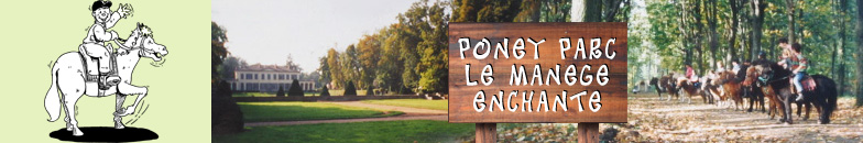 Poney club Le Manège Enchanté à Charentay