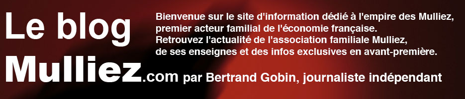 Le blog Mulliez, de Bertrand Gobin