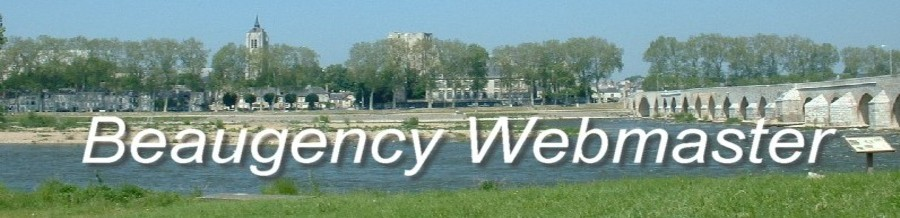 Le blog de Beaugency webmaster
