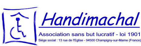 Le blog de l'association Handimachal