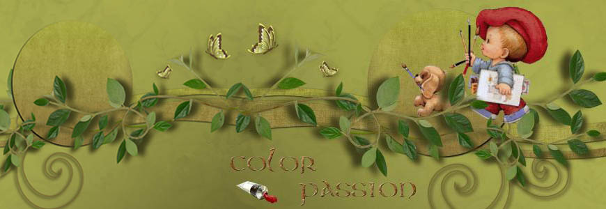 Le blog de color passion