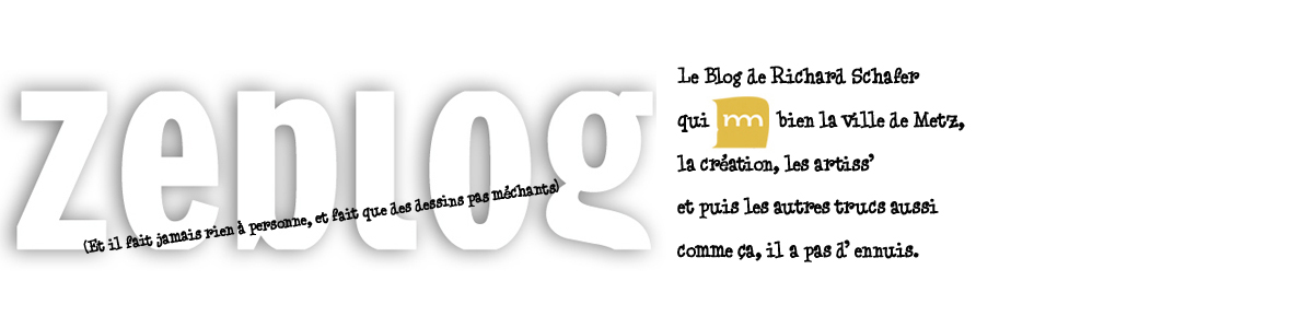 zeblog le blog de Richard Schafer
