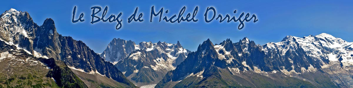 Le blog de Michel Orriger