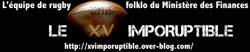 Le blog du XV IMPORUPTIBLE