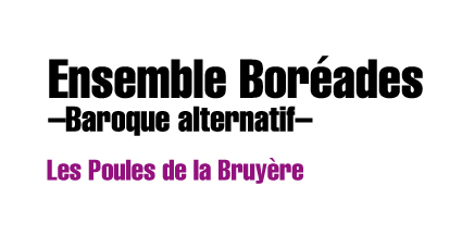 Le blog de Ensemble Boréades