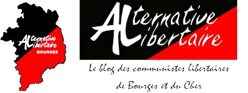 Le blog d' Alternative Libertaire Bourges