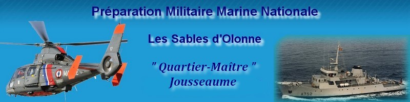 Préparation Militaire Marine nationale des Sables D'Olonne
