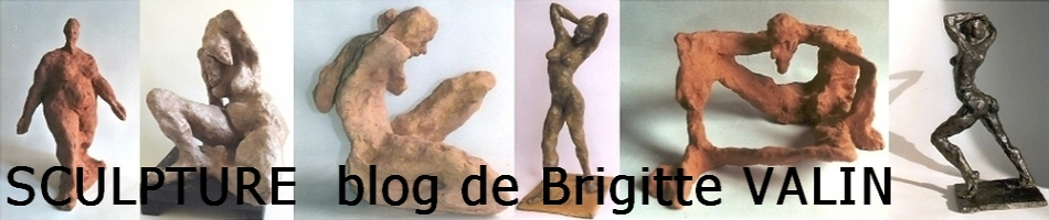 SCULPTURE, Blog de Brigitte VALIN