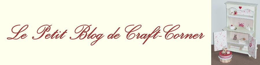 Le petit Blog de Craft-Corner