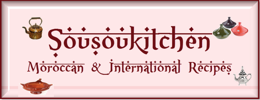 Sousoukitchen English Version