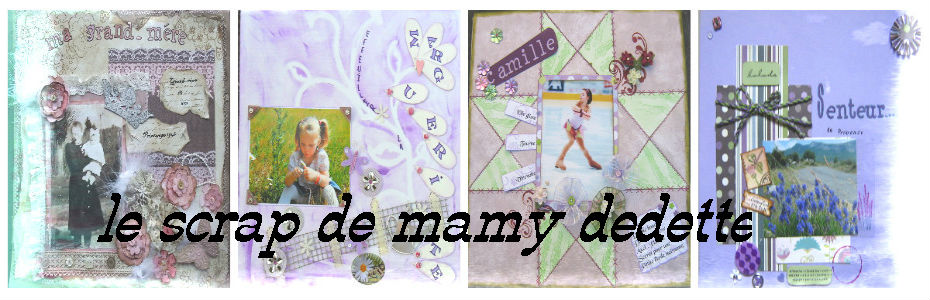 Le blog de lescrapdemamydette.over-blog.com