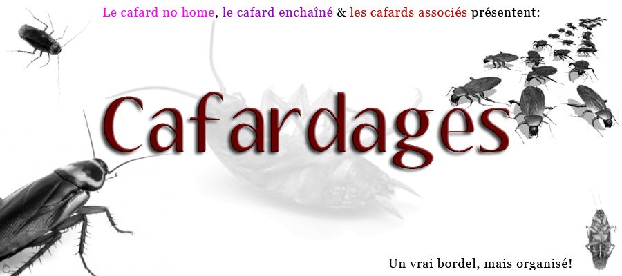 Le blog de cafardages.over-blog.com