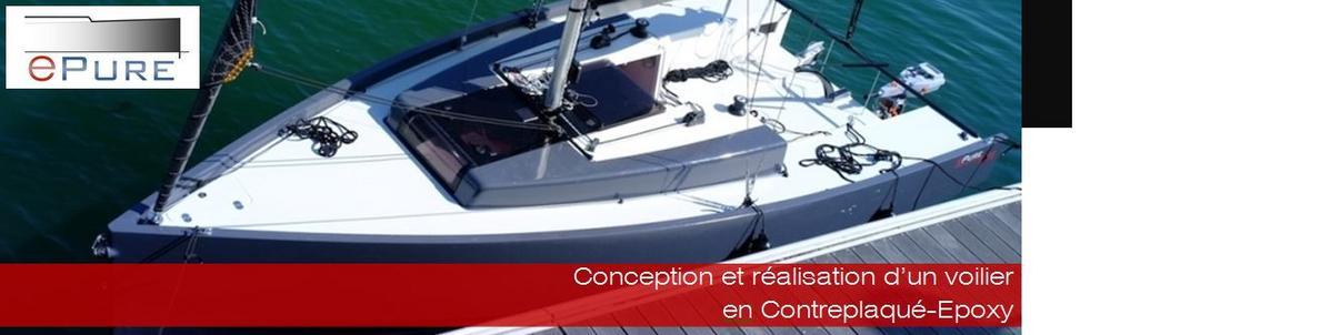 Epure - Exciting Pure Sailing - Voilier contreplaqué epoxy