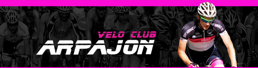 Le blog de veloclubarpajon.over-blog.com