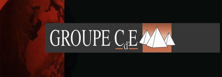 Blog du Groupe Cd'E Europe
