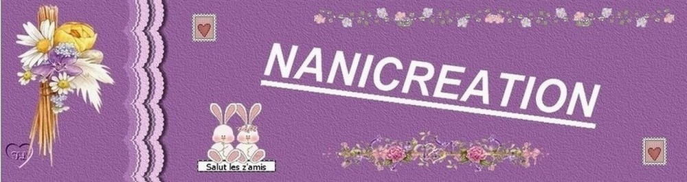 Le blog de nanicreation.over-blog.com