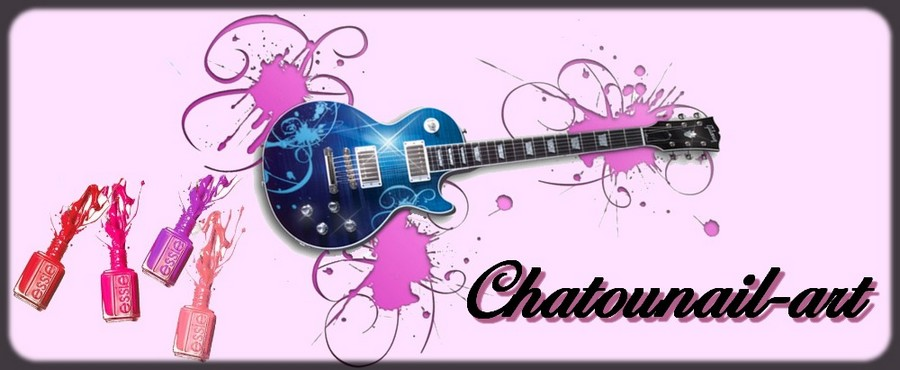 Le blog de chatounail-art