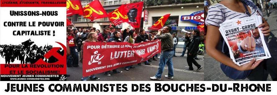 Le blog de jeunescommunistes13.over-blog.com
