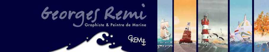 Le blog de Georges Remi jr