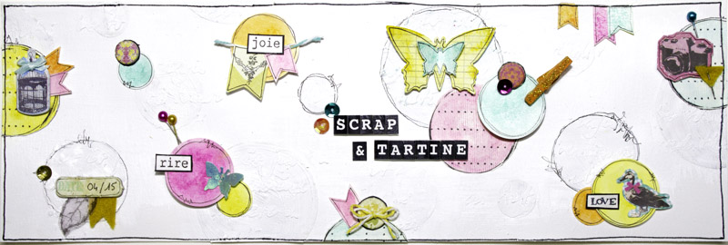 Scrap et Tartine