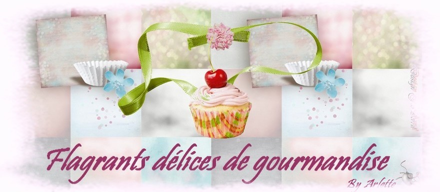 Le blog de flagrants-delices-de-gourmandise by Arlette