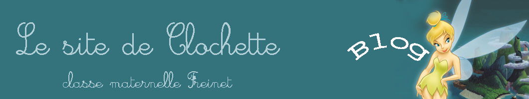 Le blog de Clochette
