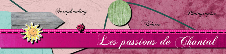 Le blog des passions de Chantal