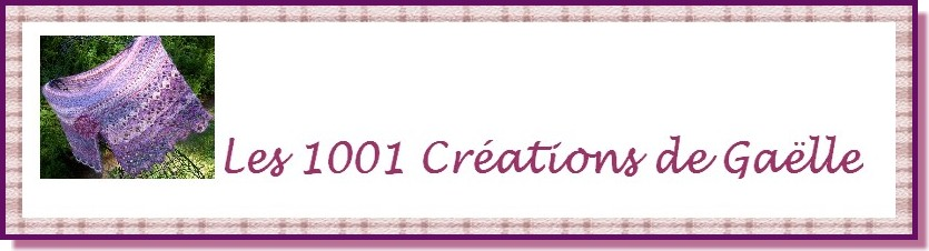 Le blog de les1001creationsdegaelle