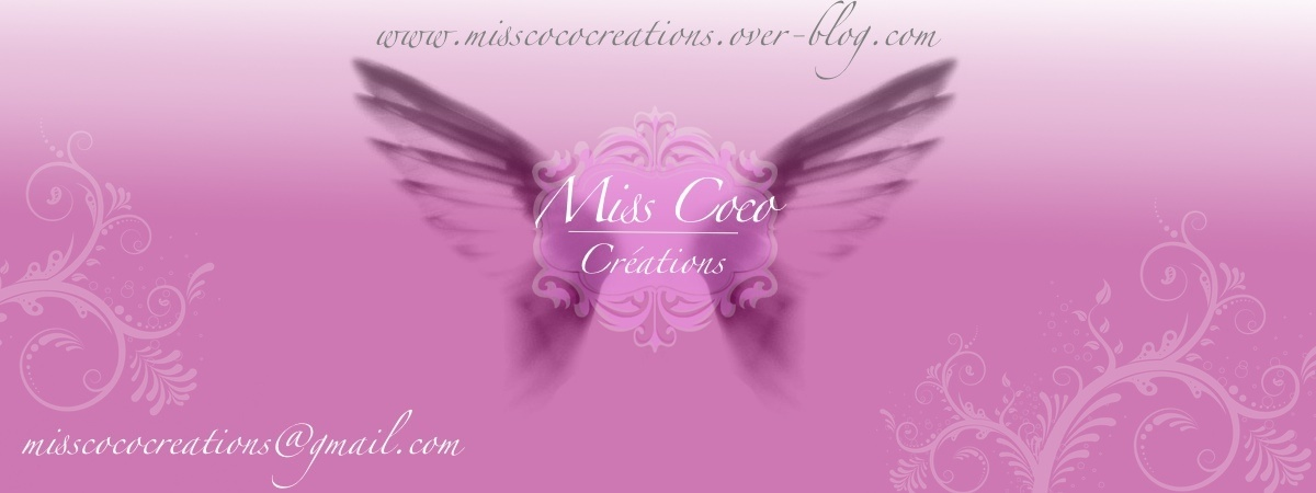 Le blog de miss coco, creations déco